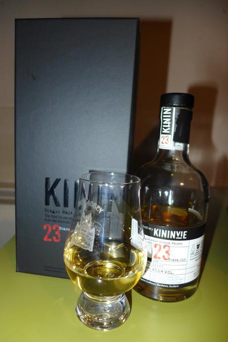 Tasting Notes: Kininvie: 23 Year: Batch 3