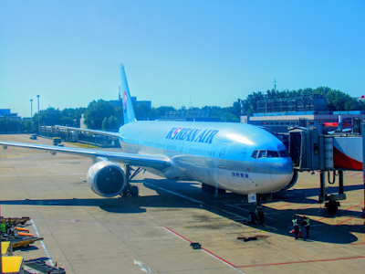 Flying High... Cathay Pacific, Korean Air & Air Koryo!