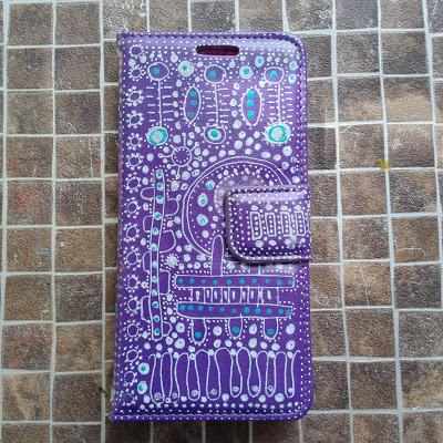 Recycling a Phone Case - Art Journal
