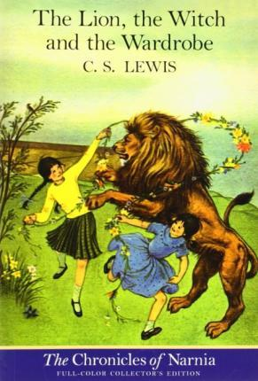 The Chronicles of Narnia: The Lion, The Witch, and The Wardrobe by C.S. Lewis