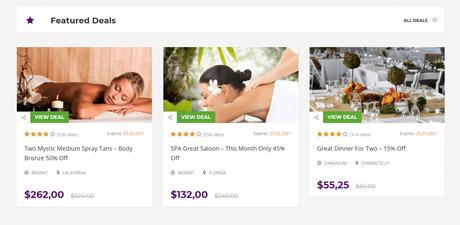featured deals