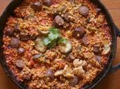 Sausage Lentils
