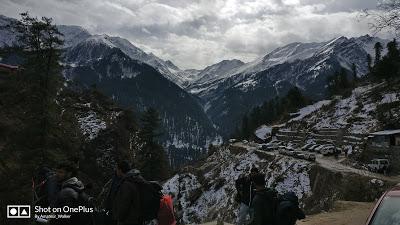 Going to Kheerganga but reached Kutla- Part 1