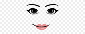 Roblox avatar with no face 1 small but important things to observe in roblox avatar with no face. Woman Face W Cat S Eye Eyeliner Roblox Girl Face Free Transparent Png Clipart Images Download