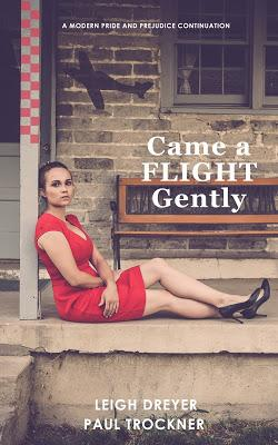 BOOK UNDER THE SPOTLIGHT: CAME A FLIGHT GENTLY