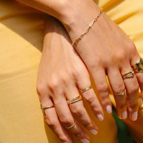 5 Tips On How To Style Stackable Rings