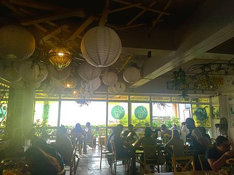 inside Yellow Lantern Cafe 2