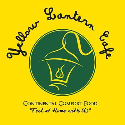 yellow lantern cafe logo