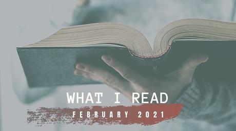 Books Read in February 2021 Tanvii.com