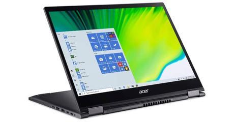 Acer Spin 5 - Best Laptops For Podcasting