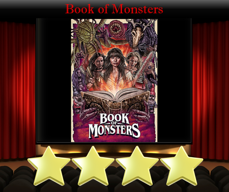 ABC Film Challenge – Favourites – B – Book of Monsters (2018) Movie Review