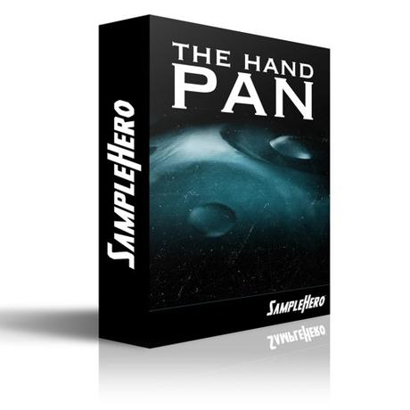 SampleHero The Hand Pan KONTAKT