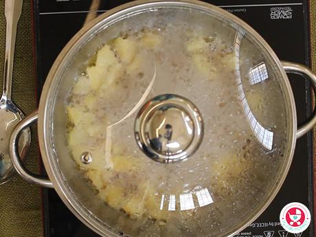 Apple Barley Porridge