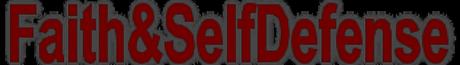 Announcing The Faith & Self Defense Podcast