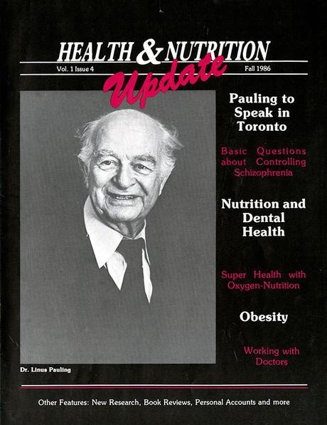 Pauling's Study of Schizophrenia: Support