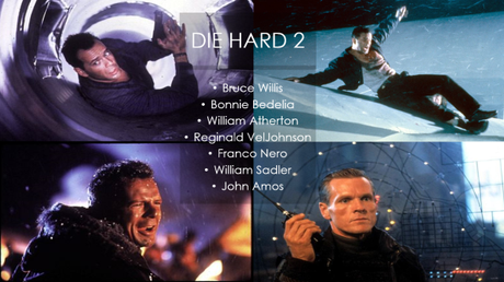 ABC Film Challenge – Favourites – D – Die Hard 2 (1990) Movie Review