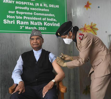 Nation inoculates its people - vaccines  made available to citizens easily