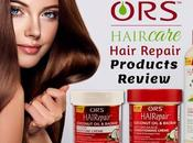 Hair Repair Products Review