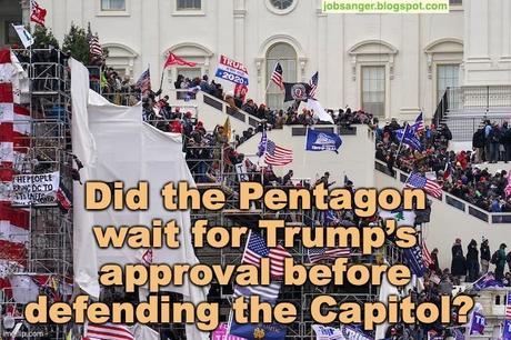 Was Trump Responsible For Jan. 6th National Guard Delay?