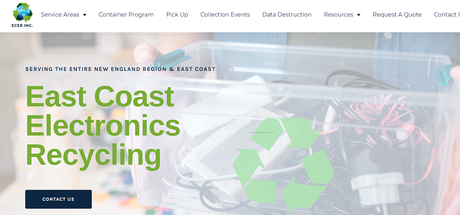 ECER For Convenient E-Recycle Solutions In Businesses