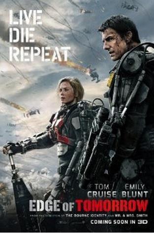 ABC Film Challenge – Favourites – E – Edge of Tomorrow (2014) Movie Thoughts