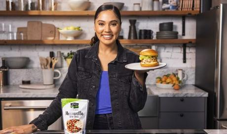 Ayesha Curry Partners With So Delicious To Make Her Recipes Dairy Free