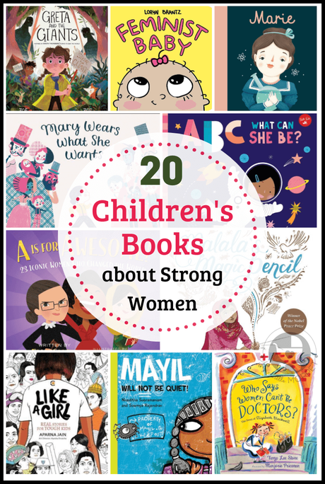 This Women's Day, introduce your boys & girls to some amazing women with these Children's Books about Strong Women! Features women from history & our times.