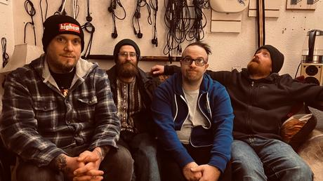 Heavy prog-psych band Boss Keloid sign with Ripple Music! New album anticipated this summer.