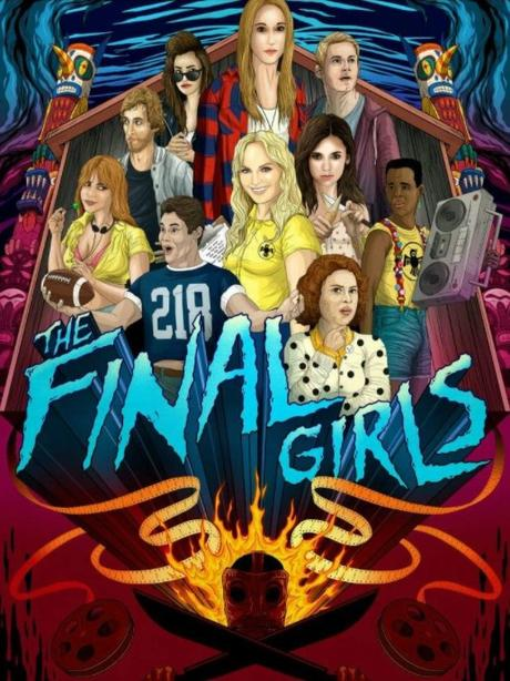 ABC Film Challenge – Favourites – F – The Final Girls (2015) Movie Thoughts