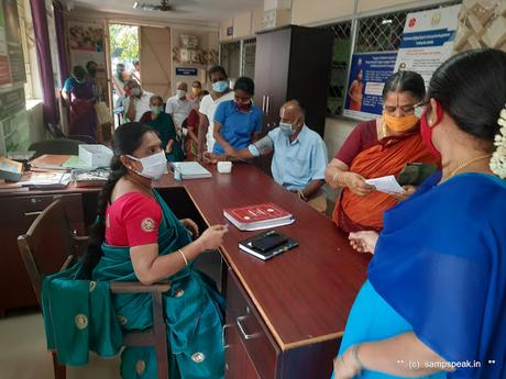 Covid Vaccine - India leads the way - and TN administers the drive so well
