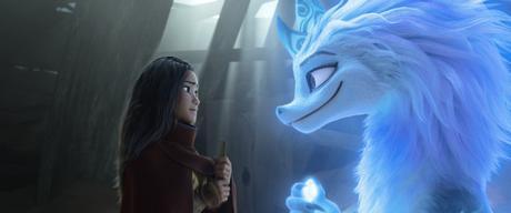 Disney Marathon: 'Raya and the Last Dragon'