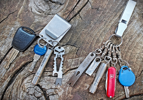 How Do You Organize Your Keys at Work?