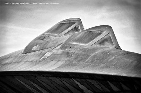 Lockheed A-12B Cygnus (Blackbird)
