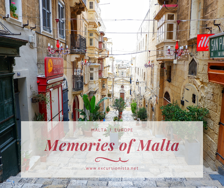 Memories of Malta