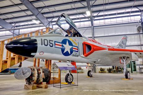 Douglas F4D/F-6A1 Skyray