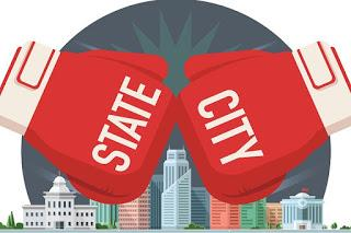 Century II, Home Rule, and the Problem (and Appeal) of States Pushing Cities Around