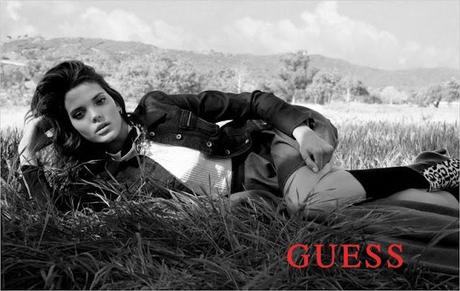 Guess Ad Campaign for Fall/Winter 2012