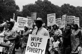 Where is poverty in the national agenda?