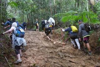 Kokoda Challenge 2012 - a 96km Muddy Fun Run!