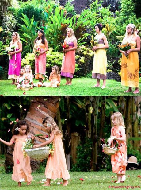 Traditional Wedding Gifts Hawaii : Luau Themed Bridal ShowerPaperblog