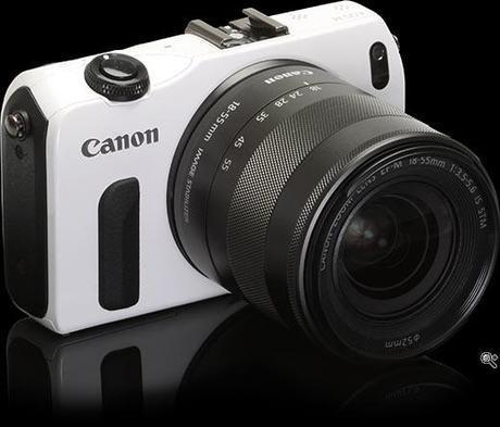 Adventure Tech: Canon EOS M Mirrorless Camera