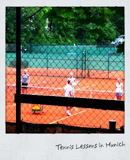 The State Of Tennis In Munich, Salzberg, Vienna And Prague