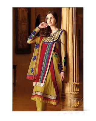 Royal Heritage By Shalwar Kameez Collection 2012