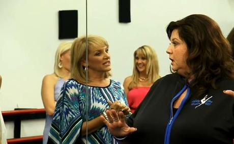 Dance Moms: It Smells Like Jerky And Peroxide At The ALDC. Guess Who's Back From Ohio? It's Death Drop Diva Time When Jill Blows Back Into Town.