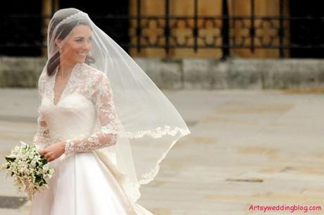 Most Romantic Lace Wedding Dresses With Sleeves Paperblog - Romantic Lace Wedding Dress
