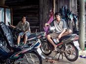 Biking Through Mountains Vietnam
