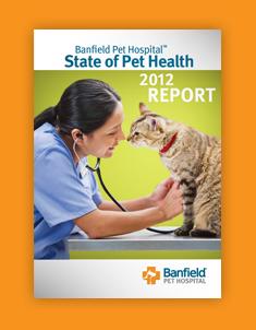 Banfield Pet Hospital State Of Pet Health 2012 Report: © Banfield Pet Hospital