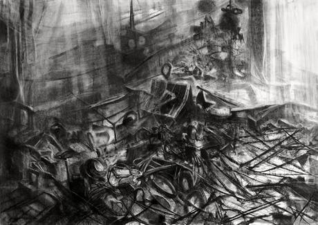 Matthias Duwel – Drawings