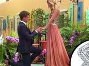 'The Bachelorette' Found with Dazzling Engagement Ring