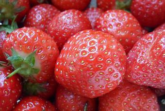 Strawberry Fizz - Paperblog